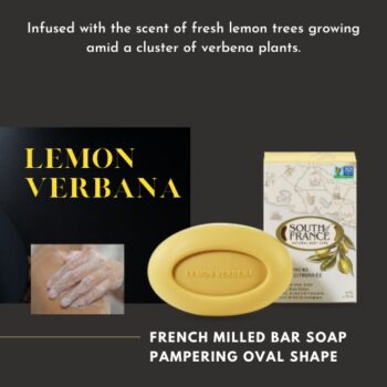 Lemon Verbana Soap for Body Care